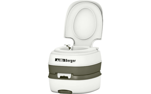Berger Campingtoilette Mobil WC Deluxe