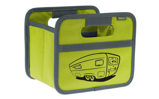Meori Faltbox Mini Caravan Grün
