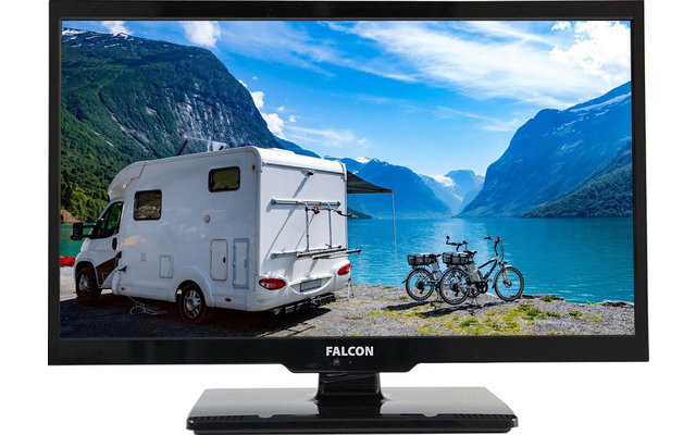 Opticum Falcon S4 Serie Full-HD Travel LED-Fernseher