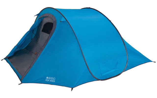 Zelt Pop 300 DS blau