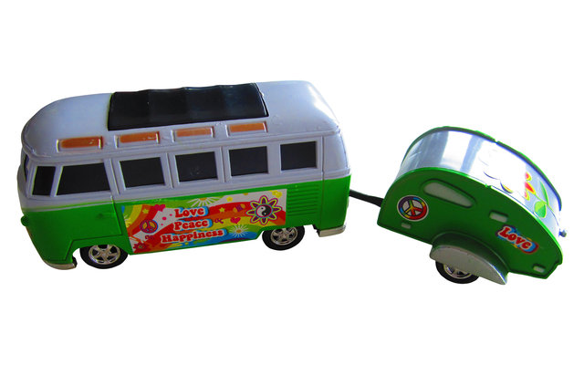 Berger Flower Power Bus