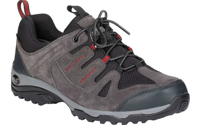 Jack Wolfskin Herren Trekkingschuh Mount Creek Texapore Low