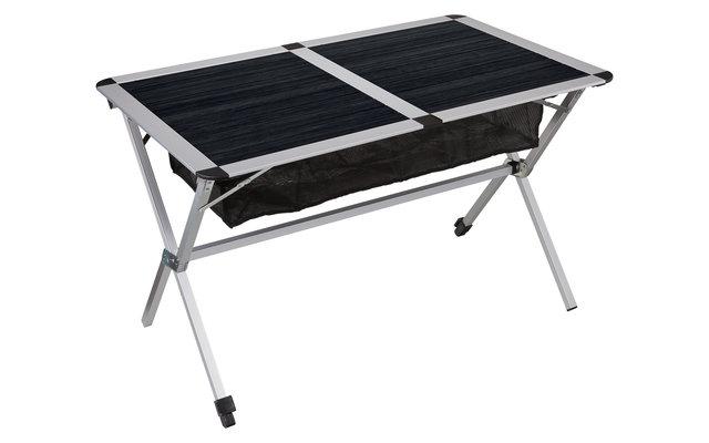 alu rolltisch anthrazit fritz berger campingbedarf. Black Bedroom Furniture Sets. Home Design Ideas