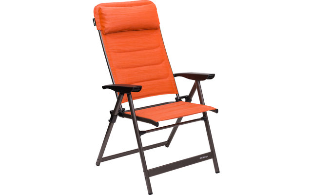 Berger Klappsessel Slimline Orange