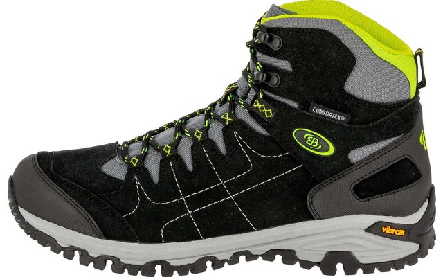 Brütting Herren Trekkingstiefel Mount Shasta High