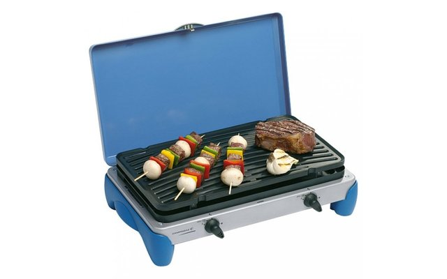 2-Flammkocher  Camping Kitchen Grill