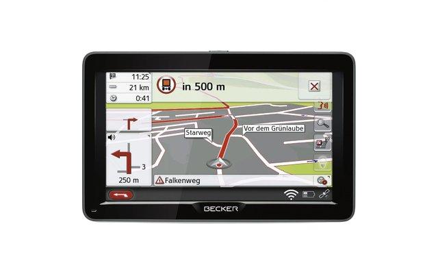 becker navigationssystem transit 70 lmu pro fritz berger. Black Bedroom Furniture Sets. Home Design Ideas