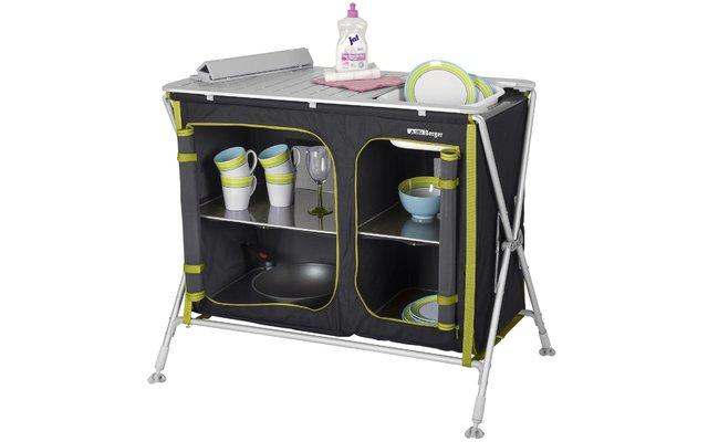 berger campingk che pablo mit sp le fritz berger. Black Bedroom Furniture Sets. Home Design Ideas