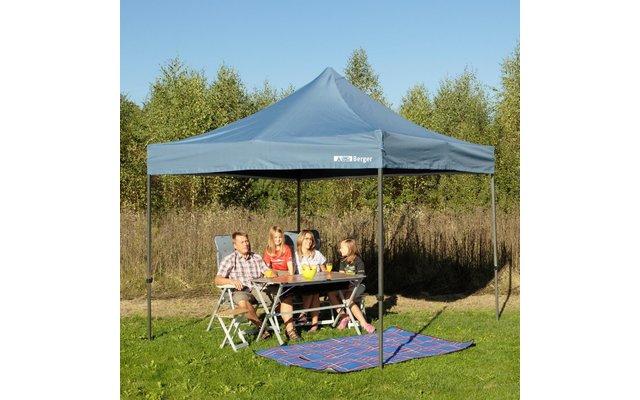 berger faltpavillon 3x3 fritz berger campingbedarf. Black Bedroom Furniture Sets. Home Design Ideas