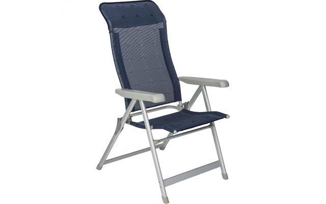 berger klappsessel luxus fritz berger campingbedarf. Black Bedroom Furniture Sets. Home Design Ideas