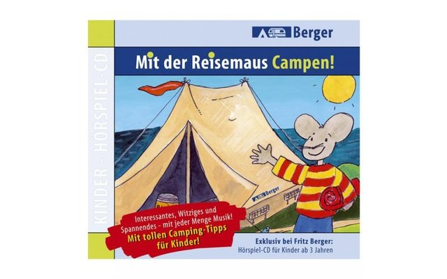 Berger Reisemaus CD
