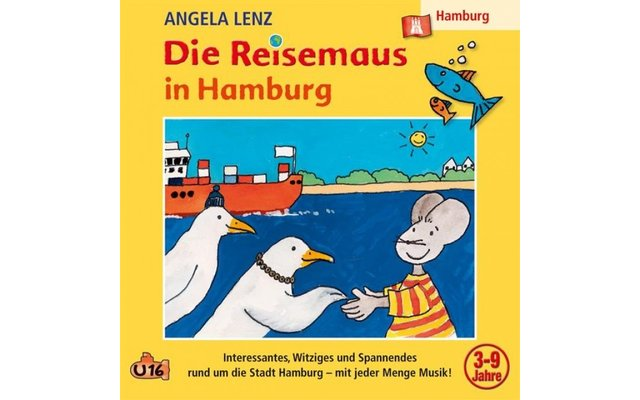 CD Reisemaus Hamburg