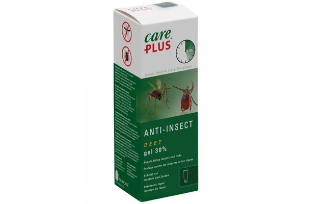 CP Anti-Insect Gel 30% Deet