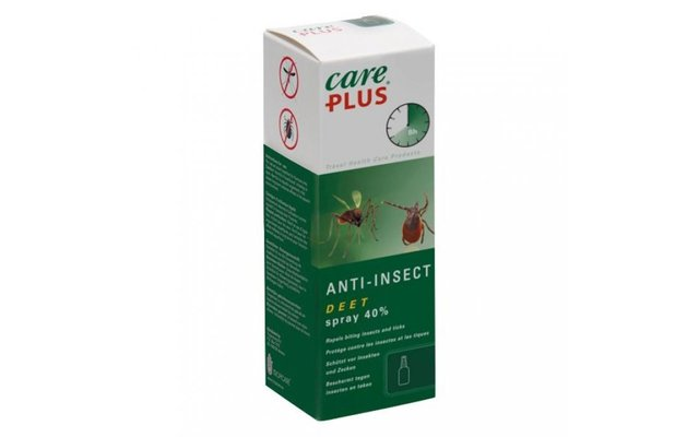 CP Anti-Insect Spray 40% Deet