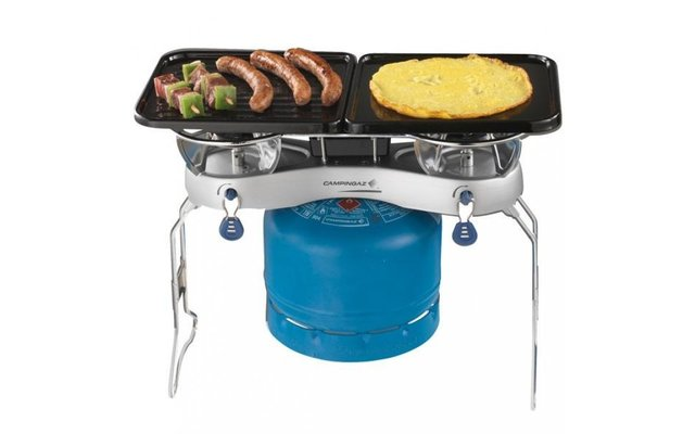 Camping Duo Grill R