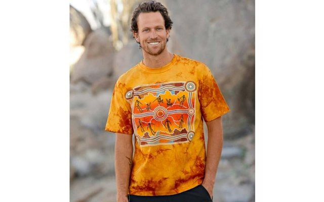 Churinga T-Shirt Corroboree Dance