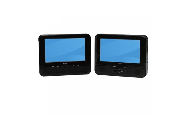 DVD-Autoreise-Set MTW-746TWIN