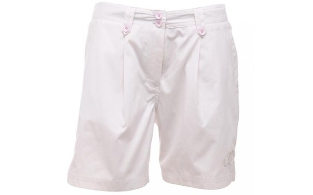 Damen-Shorts Beachbum weiß