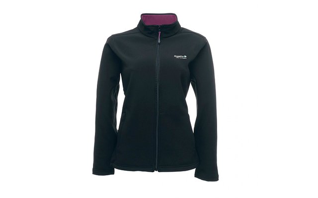 Damen-Softshelljacke Connie II schwarz