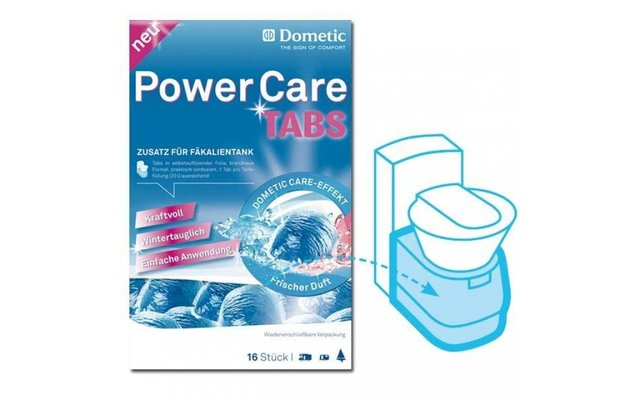 Dometic Power Tabs
