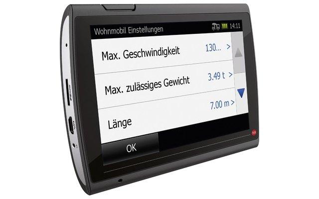 falk navigationssystem neo 640 camper fritz berger. Black Bedroom Furniture Sets. Home Design Ideas