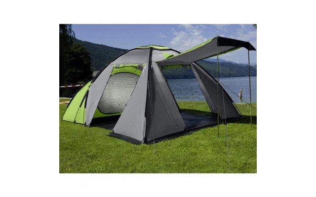 Zelt Merano 5 : Familienzelt merano fritz berger campingbedarf