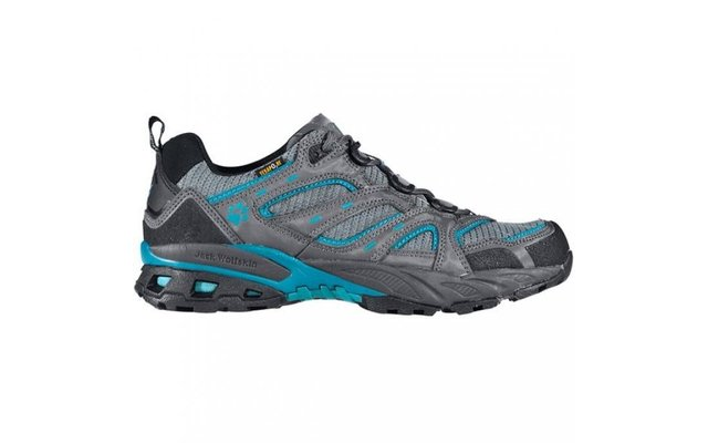 Halbschuh Trail Support grau