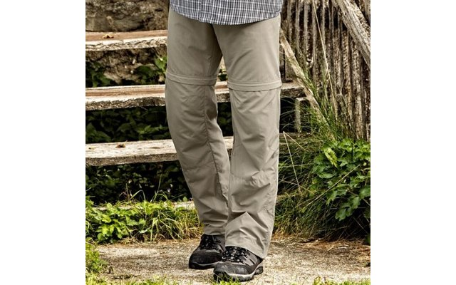 Herrenhose Canyon Zip Off beige