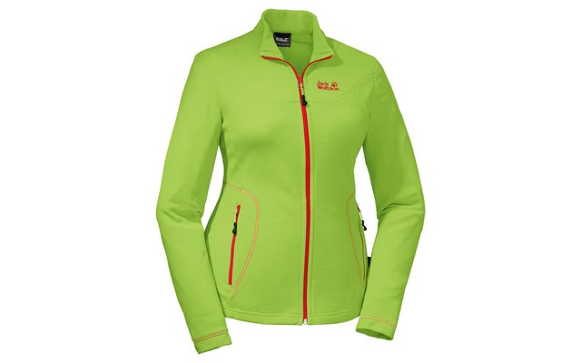 Jack Wolfskin Damen Fleecjacke Performance Jacket Women
