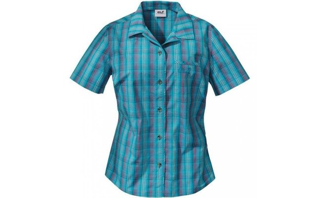 Jack Wolfskin Damen-Funktionsbluse Hot Chili