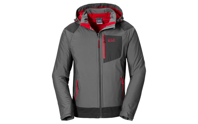 Jack Wolfskin Herrenjacke Summit Peak