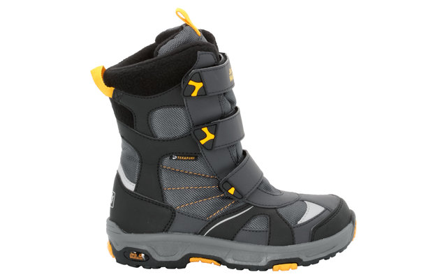 reputable site 08110 b6ac6 Jack Wolfskin Kinder-Winterstiefel Snow Diver Texapore