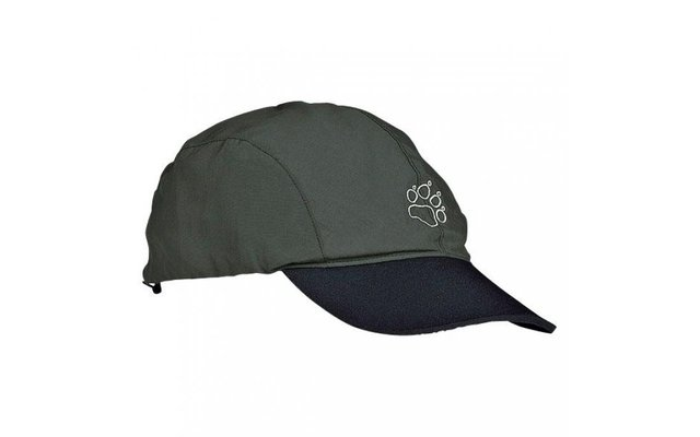 Jack Wolfskin Supplex Cap anthrazit