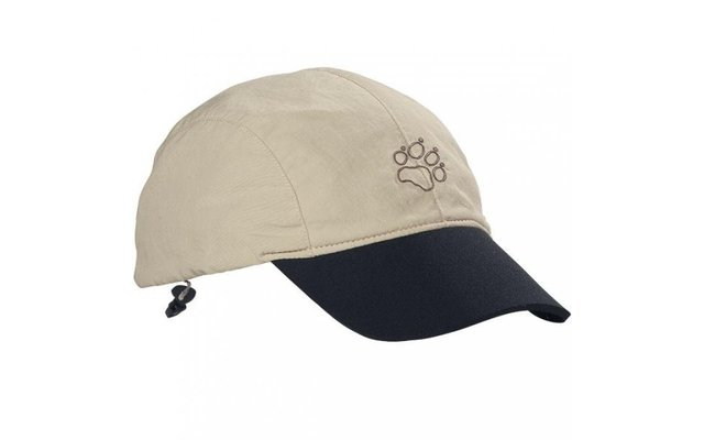 Jack Wolfskin Supplex Cap beige