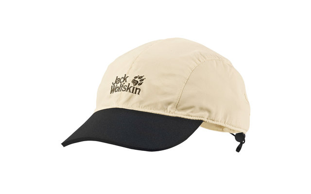 Jack Wolfskin Supplex Cap sand