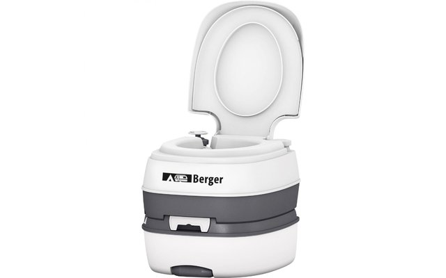 Mobil WC Berger Deluxe
