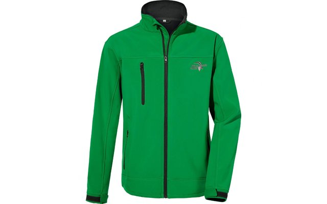 Mountain Guide Softshelljacke