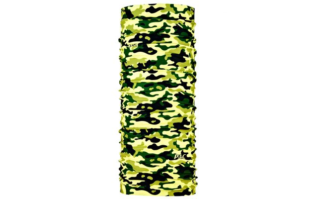 P.A.C. Multifunktionstuch Camouflage Green