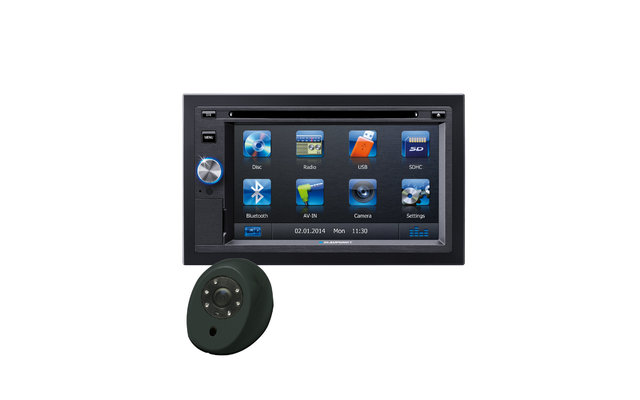 PerfectView NAV 818 Navigations-System