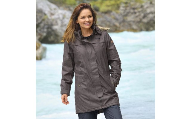 Regatta Damenparka Chances braun
