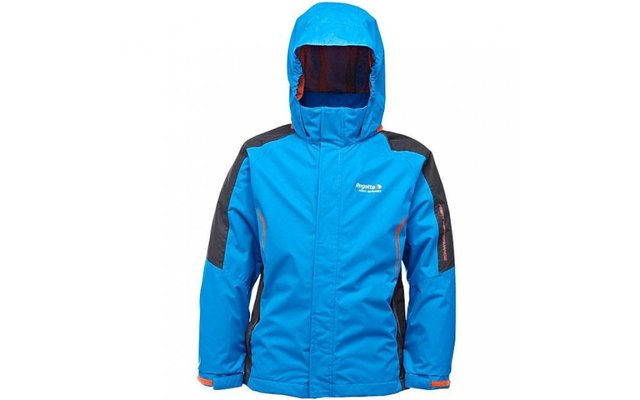 Regatta Kinder-Funktionsjacke Mainframe blau
