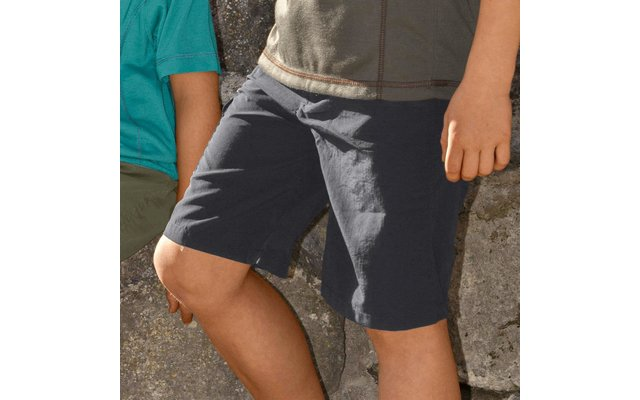 Regatta Kinder-Short Warlock grau