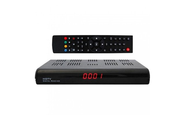 Sat-Receiver HD 410 CI