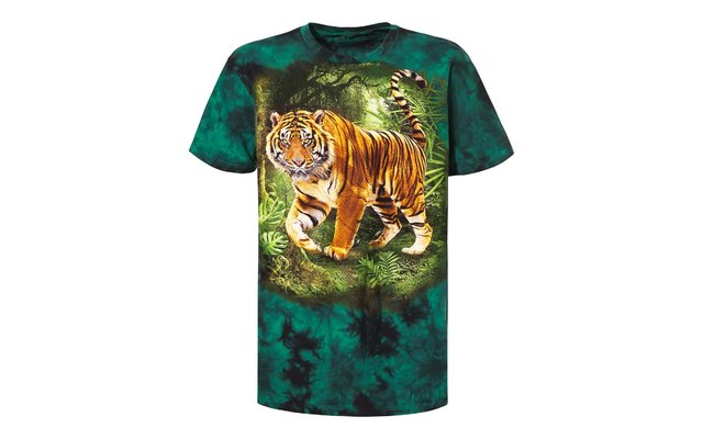 T-Shirt Jungle Tiger