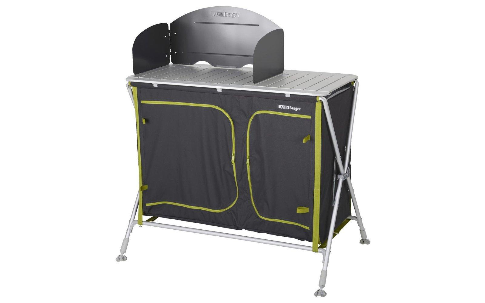 Küchenbox Mit Spüle ~ berger campingküche pablo mit spüle fritz berger campingbedarf