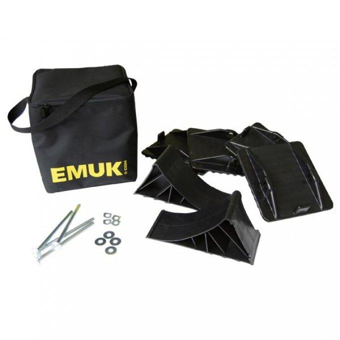 Emuk St�¼tzplatten Radkeil Set