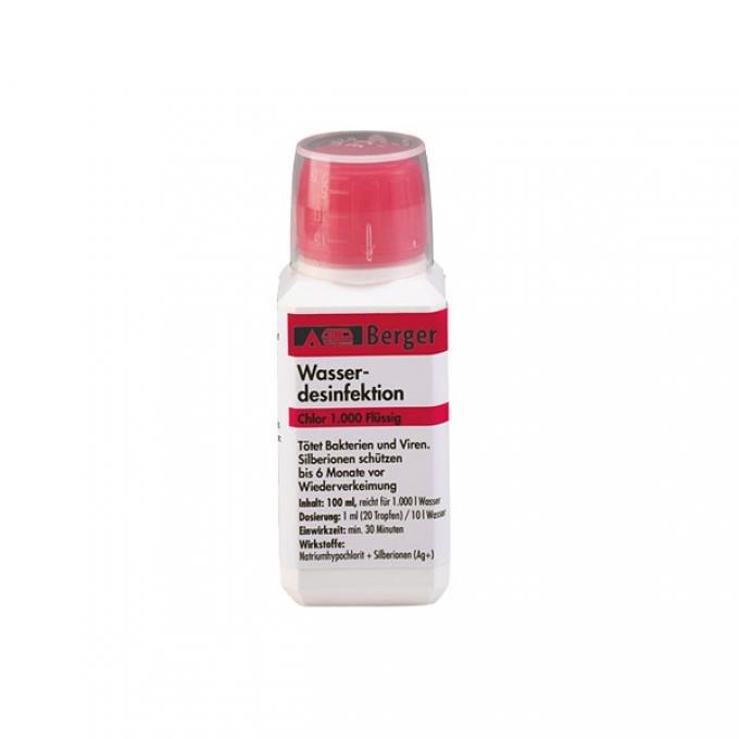 Desinfekt Chlor
