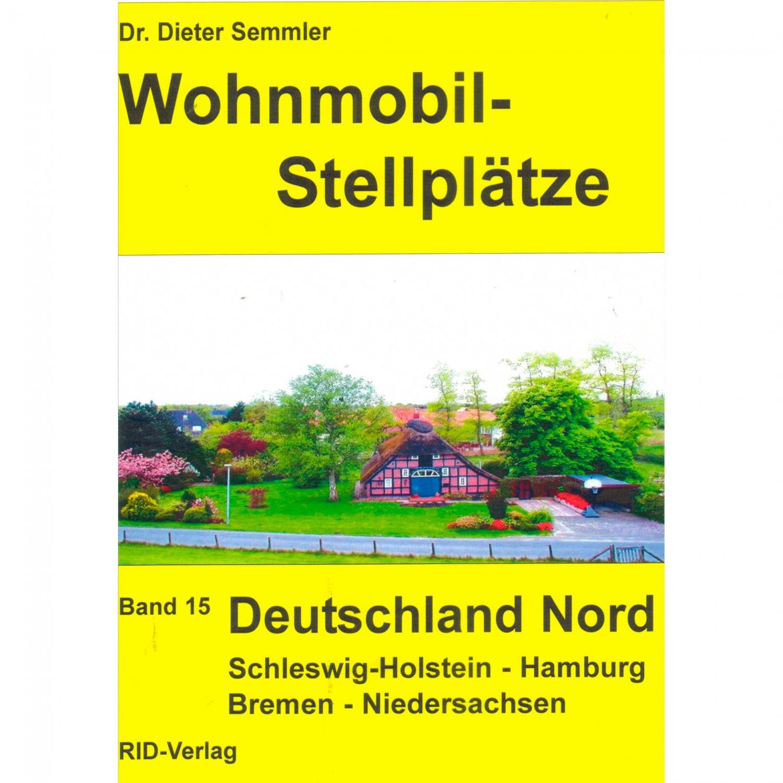 Wohnmobilstellplätze Deutschland Nord