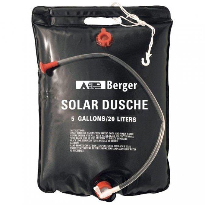 Berger Solardusche 20 Liter | 04031396049980