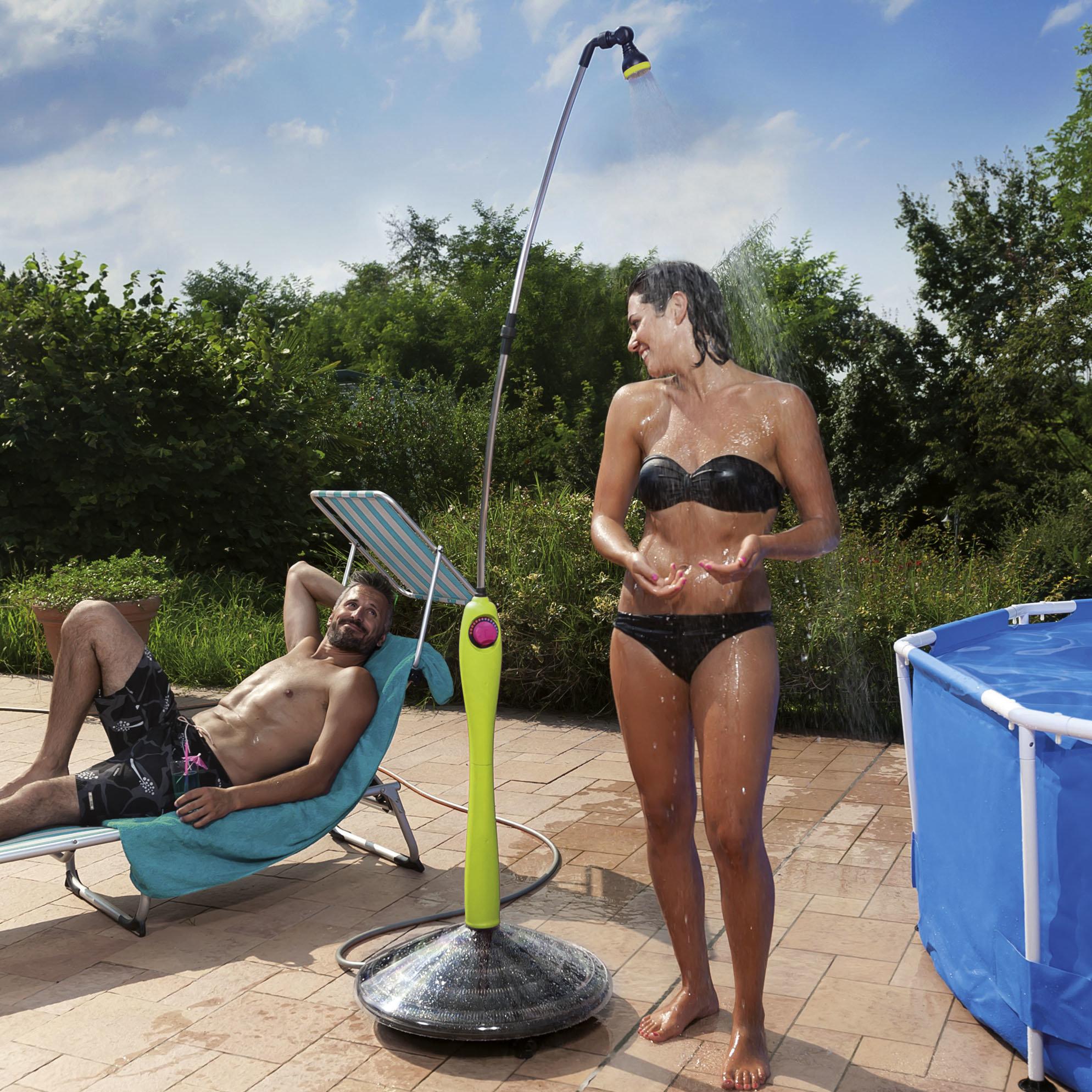 Solardusche Sunny Style   08004779019159